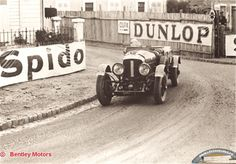 Bentley Speed Six #1 - 1st Le Mans 1929