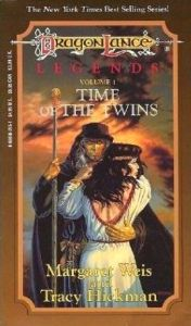 My favoriate trilogy from the Dragonlance series.  Loved these back in high school.