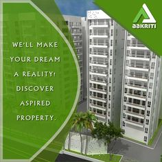 We'll make your dream a reality! Discover aspired Property.  #Flats and #apartments #sale #Hyderabad http://www.aakritihousing.com/