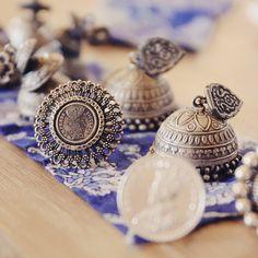 Repurposed Silver Jewelry by SIRJANA. Photography by Studio Collectivitea #jewelry #vintage #silver Photography By Studio Collectivitea #photography #sfbayarea