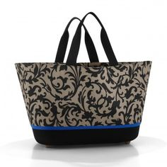 shoppingbasket baroque taupe
