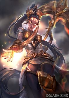 Arclight Vayne by CGlas.deviantart.com on @DeviantArt