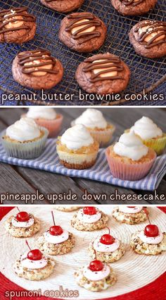 Can't decide which dessert you want? Eat them both, in one! Love these dessert mashups
