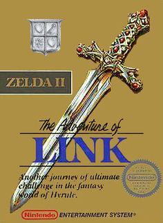 Zelda II: The Adventures of Link