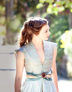 game of thrones margaery costume - Google Search