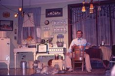 """Modern Kitchens of the Past - this one is """"Progressland 1964"""" (CC BY-SA 2.0 by roger4336) from a General Electric display at the New York World's Fair 1964-1965."""