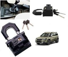Skoda Yeti Car Gear Shift Lock New Car Accessories Car