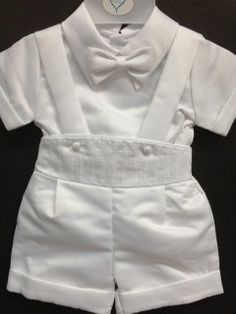 Baby Boy Tuxedo /Christening Baptism Outfit at Baby Boy Baptism Outfit, Baby Baptism, Baptism Dress, Christening Gowns, Baby Boy Outfits, Kids Outfits, Boys Tuxedo, Baby Blessing, Baby Dress