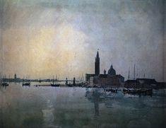 Paintings Turner | William Turner, la grandiosidad de la melancolía