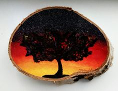 Tree#sunset#silhouette