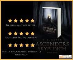 Look at the reviews! A Paranormal read for all!  #TheAscendersSaga CL Gaber Excerpt From Book #3 In Ascenders: Omorrow (Book 3) coming out in Spring 2017 Walker Daniel and several others return to different time periods in the past to find something thats a game changer for both the living and the dead. ASCENDERS: OMORROW (Book Three) An excerpt: The man was standing but then hunkered down but not to sit in his seat. He bent his large frame and now was on his knees. Correction: one knee. I…