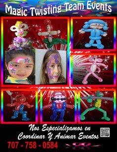 ANIMADORA DE EVENTOS INFANTILES BABY SHOWERS PINTA CARITAS SENCILLAS Y AVENZADAS JUEGOS SORPRESAS! Y MAS!!! HAZ QUE TUS FIESTAS SEAN INOLVIDABLES NOSOTROS TENEMOS LA DIVERSION PARA CHICOS Y GRANDES Movie Posters, Movies, Guys, Fiestas, Games, Events, Faces, Films, Film Poster