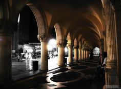 St. Mark's Square - Venice, Italy via beersandbeans.com