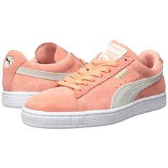 41663c447b2 PUMA Suede Classic Wn s (Desert Flower White) Women s Shoes ( 65) ❤
