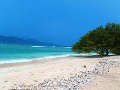 Gili Trawangan in Lombok, Indonesia.