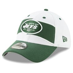 the best attitude 09387 b8e97 Men s New York Jets New Era White Green Thanksgiving 39THIRTY Flex Hat,  Your Price   31.99. NFL ...