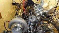 800Hp Volvo B230 Engine. Motec M800 ecu, Garrett GTX4508R , Jenvey individual throttle bodies esc.