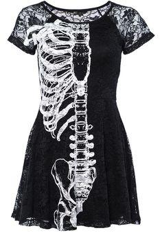 Iron-Fist Wishbone-Lace - titus-shop.com  #Dress #FemaleClothing #titus #titusskateshop