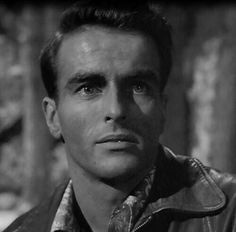 Vintage Hollywood, Classic Hollywood, My Beau, From Here To Eternity, Montgomery Clift, Star Wars, I Adore You, Red River, Hollywood Actor