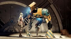 ReCore Developer Interview - IGN LIVE: Gamescom 2016 Scale massive stages and beat up bad guys with ReCore's robot sidekicks. August 19 2016 at 04:31PM  https://www.youtube.com/user/ScottDogGaming