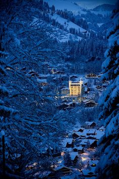 Gstaad Palace,Switzerland.