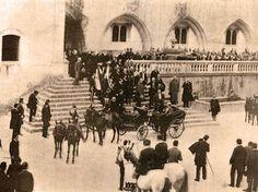 1905_Maro_Visita_do_Imperador_da_Allemanha_depois _almoco_Paco