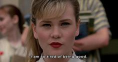 """Allison Vernon-Williams as Amy Locane in """"Cry-Baby"""" (""""Beksa"""", by John Waters Cry Baby Movie, Cry Baby 1990, Movie Tv, Tv Show Quotes, Film Quotes, Johnny Depp, Movies To Watch, Good Movies, Amy Locane"""