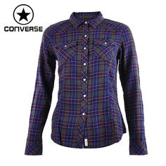 Cheap converse shirt woman, Buy Quality sportswear women Directly from China Suppliers:Original Converse Women's Shirts Long sleeve Sportswear Baby Outfits, Bowling Shirts, College Fashion, College Style, Women Sleeve, Spandex Material, Comfortable Fashion, Women's Shirts, Chemises