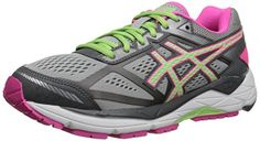 ASICS Womens Gelfoundation 12 Running Shoe SilverPistachioPink Glow 10 D US ** Check this awesome product by going to the affiliate link Amazon.com at the image.