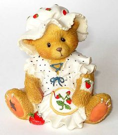 Heidi´s Cherished Teddies Galerie: JENNA - You're Berry Special To Me (156337)