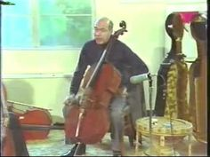 Janos Starker and his organised method of string playing including a com...