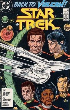 Star Trek 36, March 1987