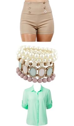 """summer 2013"" by aleiciajennings on Polyvore"