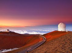 Summit on Mauna Kea, Hawaii  The 13,800-foot climb from Hilo's beaches to the moonscape at the summit of Mauna Kea isn't for the faint of heart. It marks (to our knowledge, at least) the single longest sustained climb on Earth. —Peter Koch  Getty Images
