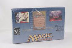 MTG Magic the Gathering Legends Booster Box