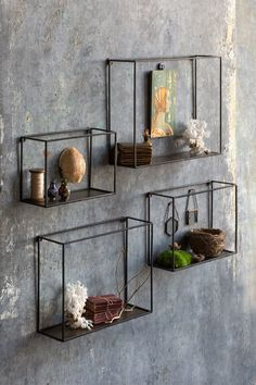 Nesting Wall Shelves - Mothology.com