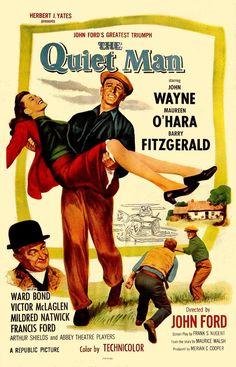 L'Homme tranquille (titre original : The Quiet Man) est un film américain réalisé par John Ford et sorti en 1952, avec John Wayne, Maureen O'Hara, Barry Fitzgerald et Victor McLaglen dans les rôles principaux.  Le film reçut deux Oscars (réalisation et photographie) et fut présenté en concours à la Mostra de Venise (1952). Inspiré d'une nouvelle de Maurice Walsh et scénarisé par Frank S. Nugent, ce film eut du mal à trouver des producteurs qui ne croyaient pas à la rentabilité