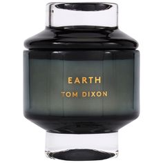Amazon.com: Tom Dixon Earth Scented Candle Large: Home & Kitchen