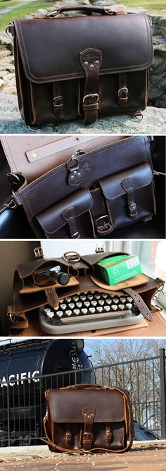 Giveaway: Our friends at are giving away a Thin Front Pocket Briefcase! The deadline is tomorrow, August at EST so be sure to go enter! Saddleback Leather, Leather Briefcase, Leather Bags, Leather Craft, Traditional Taste, Everyday Carry, You Bag, Leather Working, Giveaway