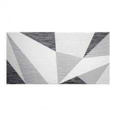 Dekor Alaska Geo 30 x 60 cm biały