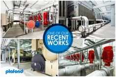 The project used the latest grey water technology comprising of multiple series of UV filters that ensures the most efficient waste water recycling instead of using the water source from SEWA #sustainability #mep #recentproject
