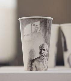 Cups - Richard Shields Art Works