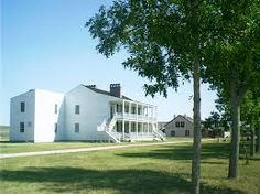 Rehabilitated Old Bedlam, Fort Laramie NHS