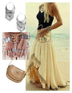 """""""Untitled #1025"""" by naviaux ❤ liked on Polyvore featuring Boohoo"""
