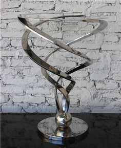 """""""Edinburgh""""_Polerad spegelblank i rostfritt stål,D=50?H=68.5(mått)"""