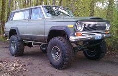 1977 Jeep Cherokee Super Chief