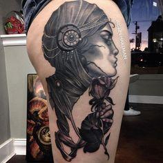 Justin Hartman #gypsy #tattoo #art