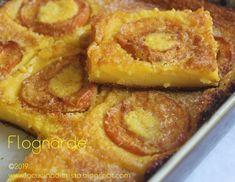 La cucina di Cristina: Flognarde ( Clafoutis ) con le albicocche  - Flogn... Smoothie, French Toast, Breakfast, Food, Morning Coffee, Meals, Smoothies, Yemek, Morning Breakfast