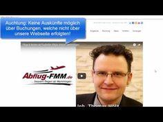 Kontakt zum Reiseservice Ablfug Flughafen Memmingen Allgäu Airport