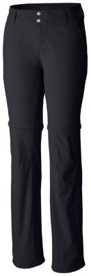 The Columbia Women's Saturday Trail™ II Convertible Pant - Plus Size features Omni-Shield stain repellency, Omni-Shade UPF sun protection and zip-off legs. Stretch Pants, Stretch Fabric, Columbia Country, Best Hiking Pants, Columbia Sportswear, Shorts, Convertible, Pants For Women, Plus Size